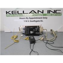 IFS D9130-RS-232 Drop & Repeat Data Optical Repeater w/ Cables