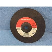 """Marquette Grinding Disc Model M57507 For Metal Type 27 24 Grit 9"""" x 1/4"""" x 7/8"""""""