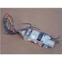 **Used** ITT 232P43CC6  Adjustable Pressure Switch (Range 1000 to 3100 psig)