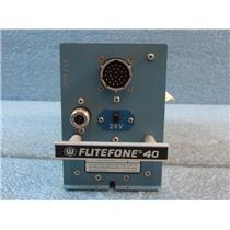 Wulfsberg Electronics Flitefone 40 Receiver
