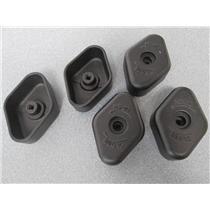 5 Pack Spiromatic 336980057 Carbon Fiber Hand Wheel for SCBA Tank Set Up