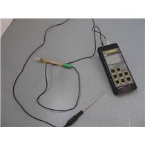 Omega PHH-25 Microcomputer PH Meter with Probe