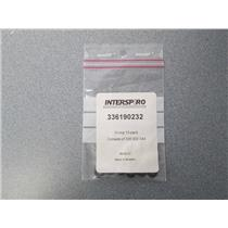 Interspiro 336190232 10 Pk O-Ring Replacement Part for SCBA Tank & Pack Set Up