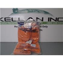 (10 Pk) North NRC 1815/0/1 Chemical Resistant Latex CleanRoom Gloves Size 11XXL
