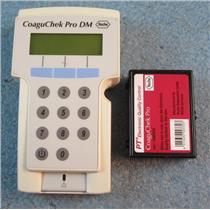 Roche Diagnostic Coaguchek Pro DM w/ Electronic Quality Control