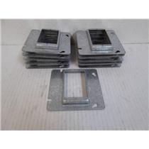 "11 Raco  Model# Unknown  4-3/4"" Single Device Square Box Cover (1/2"" Raised)"