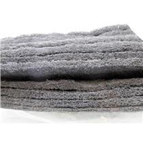 "Shamrock 4500133904 005 12pk Carbon Pre-Filter Pads 12"" Square Black"