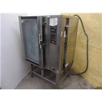 BKI VS 1.10 Combi-Oven With 8 Racks Product Code 104100A 208 Volts