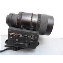 Fujinon A10X11B Camera Zoom Lens 1:1.6/11-110mm RM-10 Fuji Photo Optical Co.