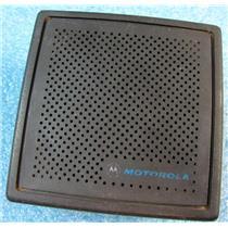 MOTOROLA HSN4018A SPEAKER FOR 2-WAY RADIO CAR/DESK/ETC INSTALL - USED w/GUARANT