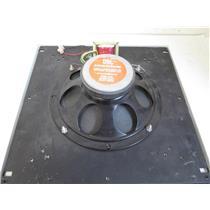JBL Model 8140 Co-Motional Coaxial Transducer Speaker w/Baffle (ceiling speaker)
