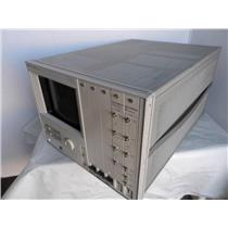 HP Hewlett Packard 80000 Data Generating System With HP E2902A & E2903A Modules