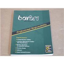 Barbri Bar Review  0-314-15683-0  Professional Responsibility 2005 Paperback