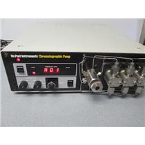 DuPont Instruments  861001901  Chromatographic Pump, 90-130V, 1A, 50/60Hz