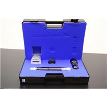 Oxford Lasers HCC-1000 High-Speed High-Resolution CMOS Camera w/ 3 Lenses & Case
