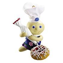 Carlton Magic Ornament 2012 Pillsbury Doughboy - Has Recipe Card - #CXOR048B