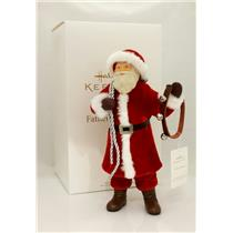 Hallmark Limited Edition Tabletop Display 2011 Father Christmas - #LPR3427-DB