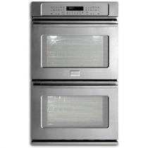 "Frigidaire Professional 27"" Stainless Steel Double Electric Wall Oven FPET2785PF"