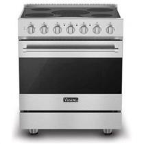 """Viking RVER3305BSS 30"""" Freestanding Electric Range (price)"""