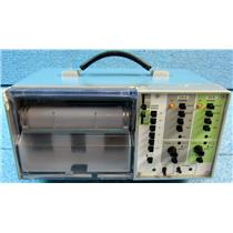 #5 SOLTEC 4202 2-PEN 2-CHANNEL PORTABLE PEN STRIP CHART RECORDER, ANALOG - USED
