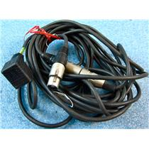 #1 *APPROX 25FT* MICROPHONE / STAGE CABLE