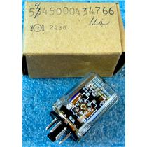 #2 DELTROL 62102-7E 22206-60 GENERAL PURPOSE RELAY, 24VDC COIL - NEW OLD STOCK