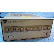 #3 HP AGILENT HEWLETT PACKARD 11713A ATTENUATOR SWITCH DRIVER