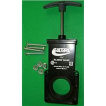 "Valterra T1001VP 1-1/2"" RV Bladex Waste Valve"
