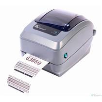 Zebra GK420t GK42-102211-000 Thermal Barcode Label Printer (Network/USB) 203DPI