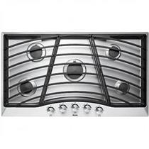 "NIB Viking DGSU1615BSSLP 36"" Gas Cooktop with 5 Sealed Burners"