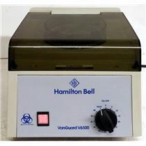 HAMILTON BELL VANGUARD V6500 6-SLOT CENTRIFUGE 3400RPM