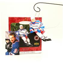Hallmark Series Ornament 1997 Hockey Greats #1 - Wayne Gretzky - #QXI6275-DB