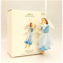 Hallmark Series Ornament 2007 Holiday Angels #2 - Unlike Any Other - #QX7167-SDB