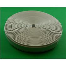 "AP Products 011-349 Quality RV Vinyl Insert Trim Polar White 1"" x 25'"
