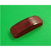 Winnnebago 111102-03-000 RV Marker Lamp Light Lens Red