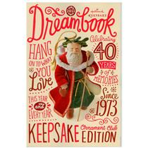 2013 Hallmark Club Edition Dream Book 95+ Color Pages - Brand New - #CDB2013