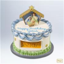 Hallmark Keepsake Magic Ornament 2012 Countdown to Jesus' Birthday - #QXG4494