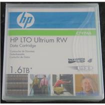 New Sealed HP C7974A LTO 4 Ultrium RW Data Cartridge 1.6TB