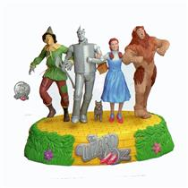 Hallmark Magic Tabletop Decoration 2013 We're Off To See The Wizard - #QFM3922