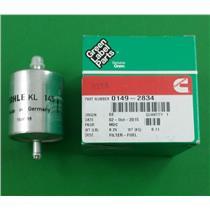 Onan 149-2834 Cummins Generator Fuel Filter