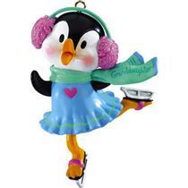 Carlton American Greetings Ornament 2011 Granddaughter - Penguin - #AGOR009Z-SDB