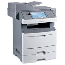 LEXMARK X466DTE LASER ALL IN ONE -NEW- SEALED IN A MANUFACTURER'S BOX TONER & CD