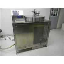 Zirbus Tuvac ZT12 Freeze Drying Microplate Centrifuge Vacuum Imm-20 Concentrator