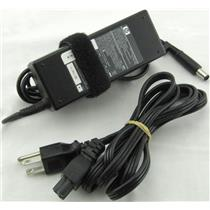 HP AC Adapter 90W 19V 4.74A PPP014L-SA PA-1900-18H2 w/Power Cord Tested