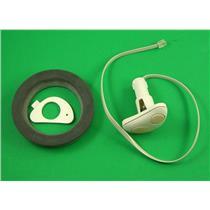 Thetford 28964 Aria Deluxe II RV Toilet 12 Volt Keypad White