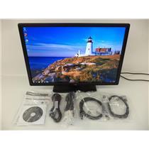 "DELL U2412M UltraSharp 24"" Widescreen 1920X1200/60Hz LED-Backlit LCD -BLK"