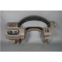 2002-2005 Ford Explorer Mountaineer Speedometer Cluster Bezel w/ Pedal Adjust