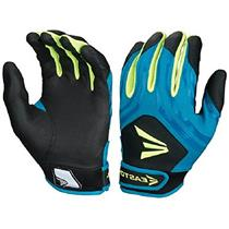 Easton HF3 Fastpitch  Baseball Gloves, Teal/Green/Grey, X-Large New