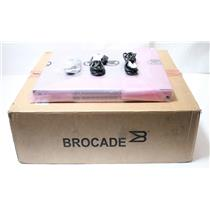 Brocade VDX 6740 Switch BR-VDX6740-24-R 24 Port SFP  Port 4 x 40Gbe QSFP NEW