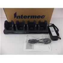 Intermec DX4A2222210 4-Slot Charge-Only Cradle for CK70/CK71